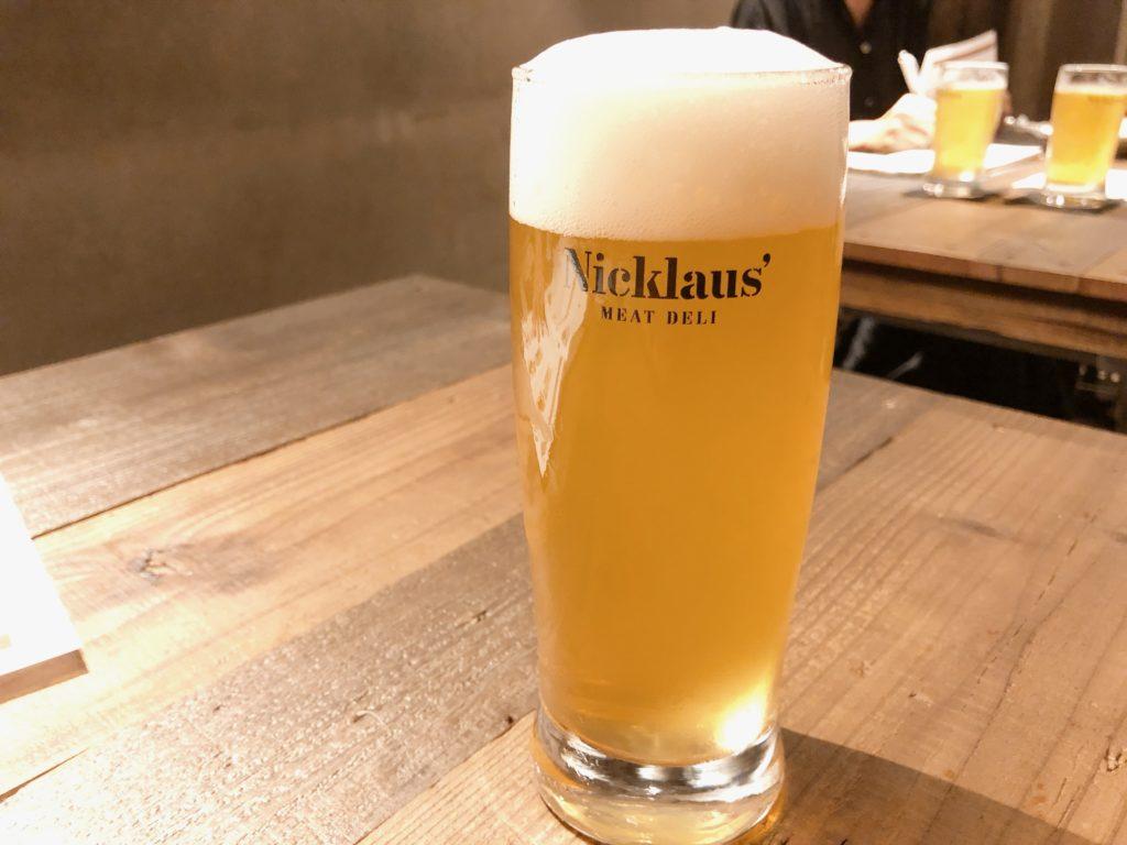 オリジナルクラフトビール