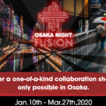 oosaka night fusion